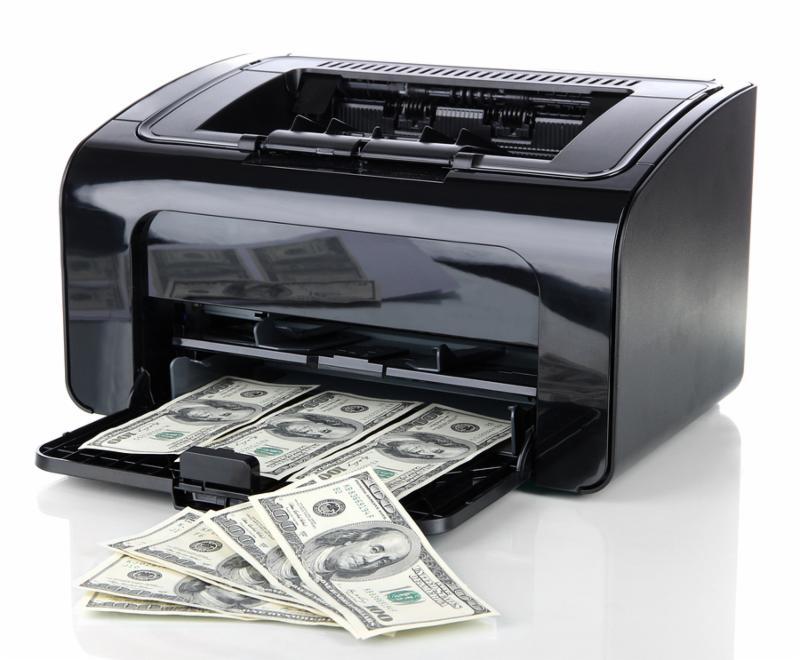 cheap printers waste money